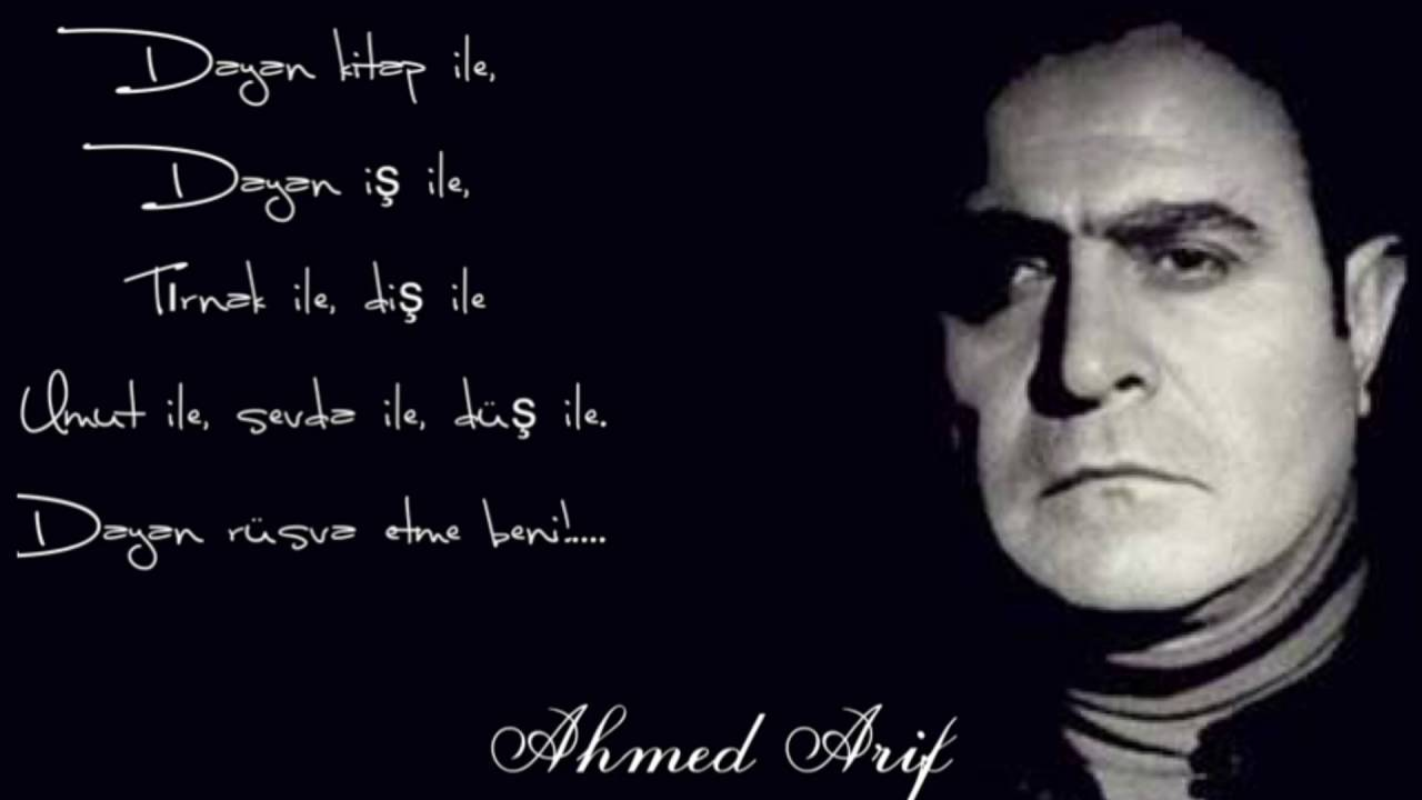 ahmed arif suskun