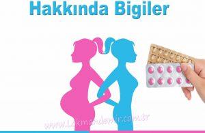 Doğum kontrol hapı