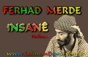 insane Şiir Sözleri Ferhad Merde