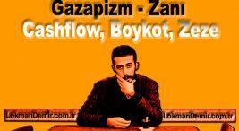 Gazapizm Zanı Şarkı Sözleri